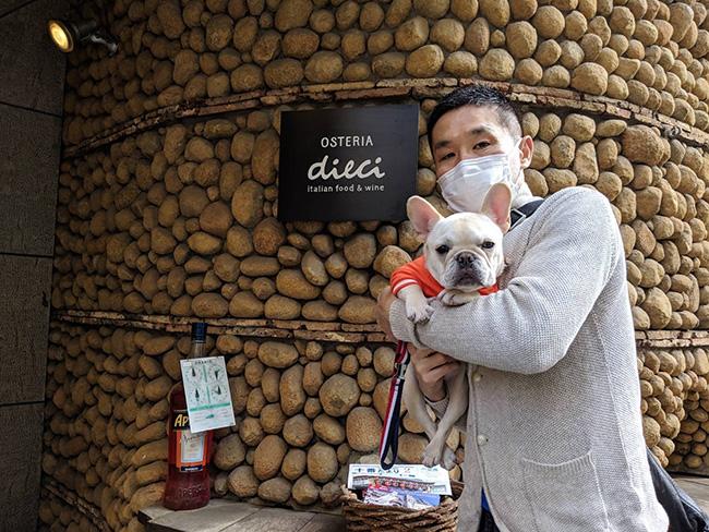 大福ちゃんのおとーさんとおかーさんから嬉しいお便りが届きました😆《3月》 シオから巣立った子犬写真館