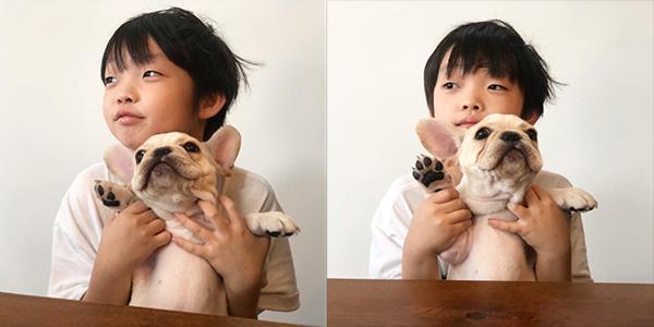 ちくわくんのご家族から嬉しいお便りをいただきました😆|シオから巣立った子犬写真館